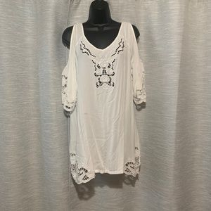 Swimsuit cover up size L